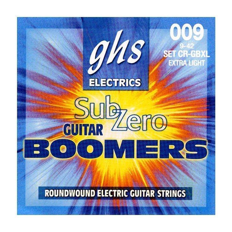 Струни GHS Sub-Zero Boomers CR-GBXL