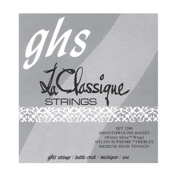 Струни GHS  La Classique High Tension 2390