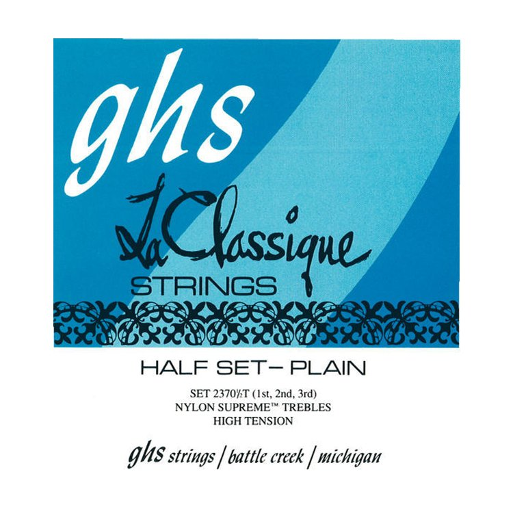 Струни GHS La Classique High Tension 2370