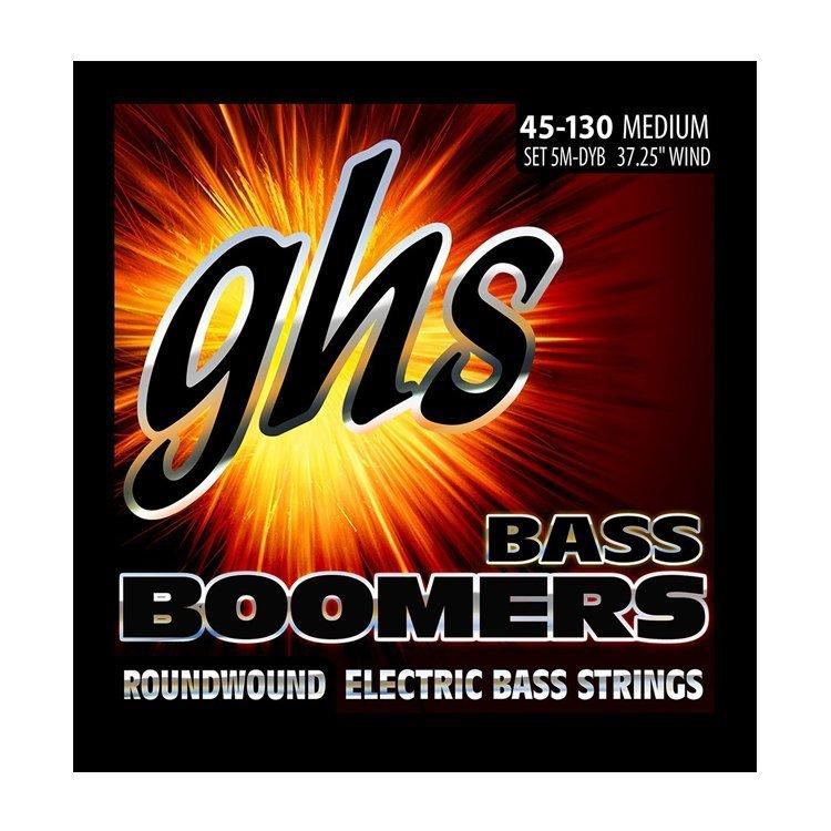 Струни GHS 5M-DYB