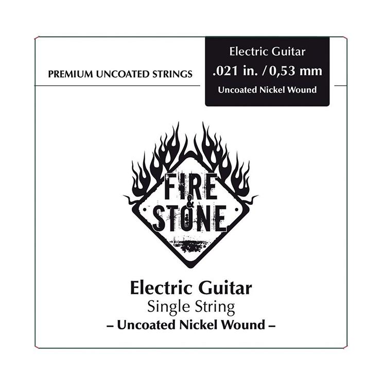 Струна для електрогітари Fire&Stone Nickel Wound .030