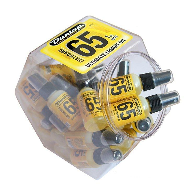 Поліроль Dunlop 6551J Fretboard 65 Ultimate Lemon Oil