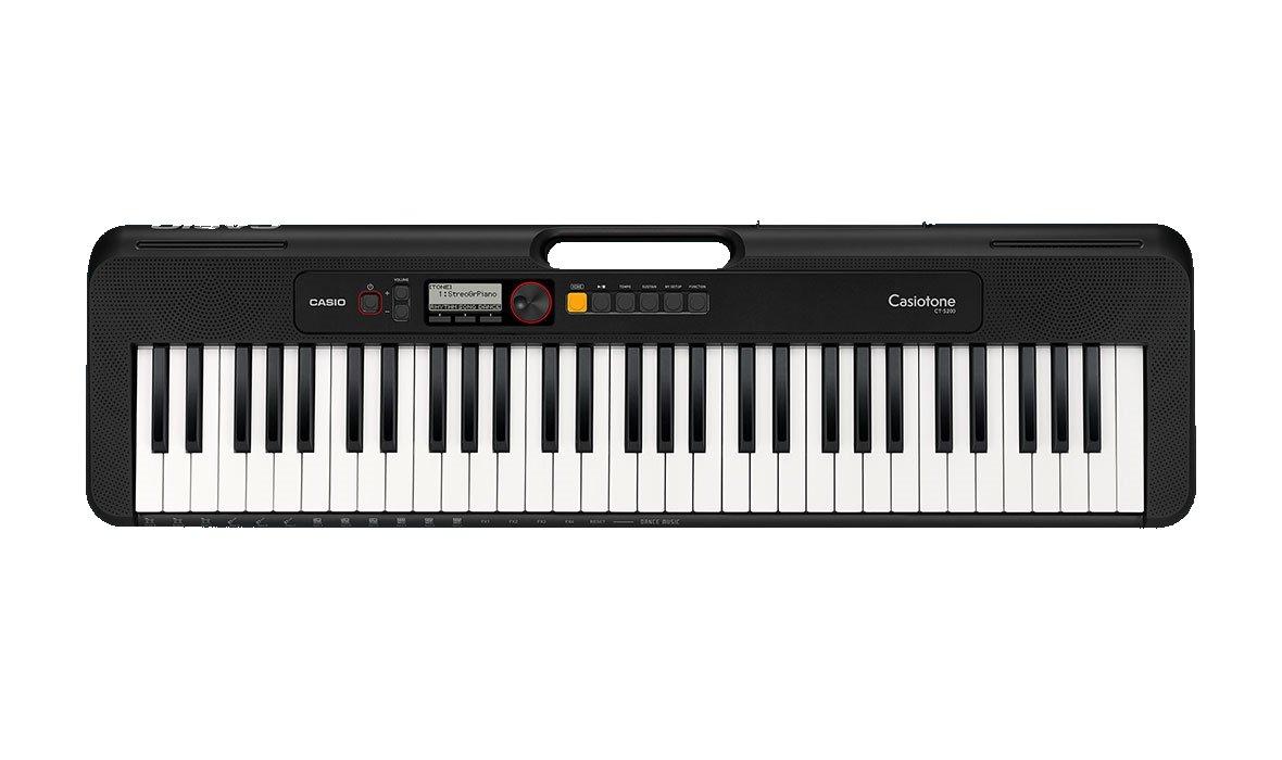 Casio CT-S200BKC Casiotone Portable Keyboard