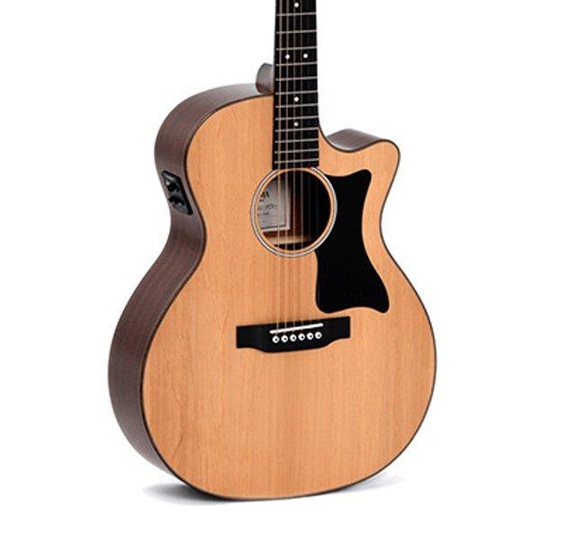 Акустична гітара Sigma  GMC-1STE+