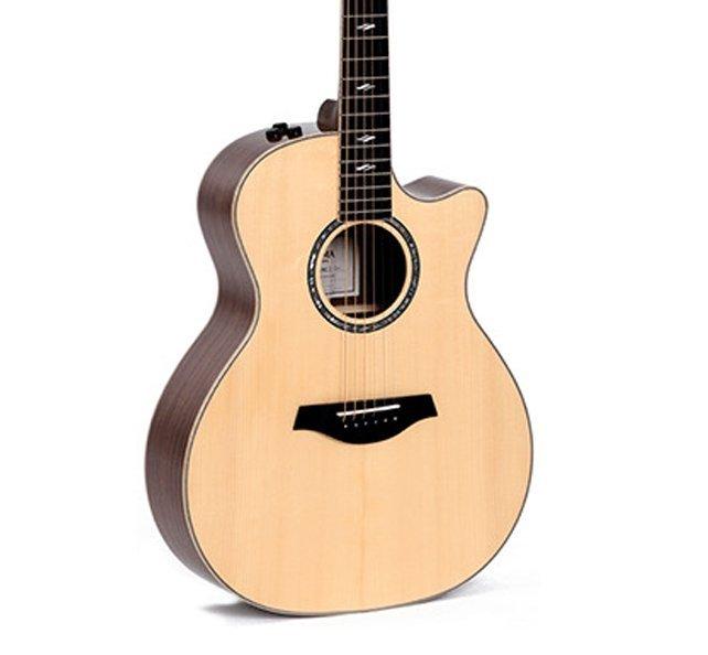 Електроакустична гітара Sigma GWCE-3+