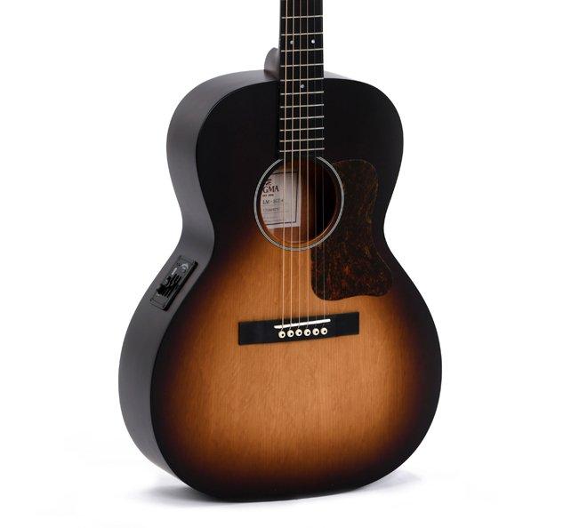 Акустична  гітара Sigma LM-SGE