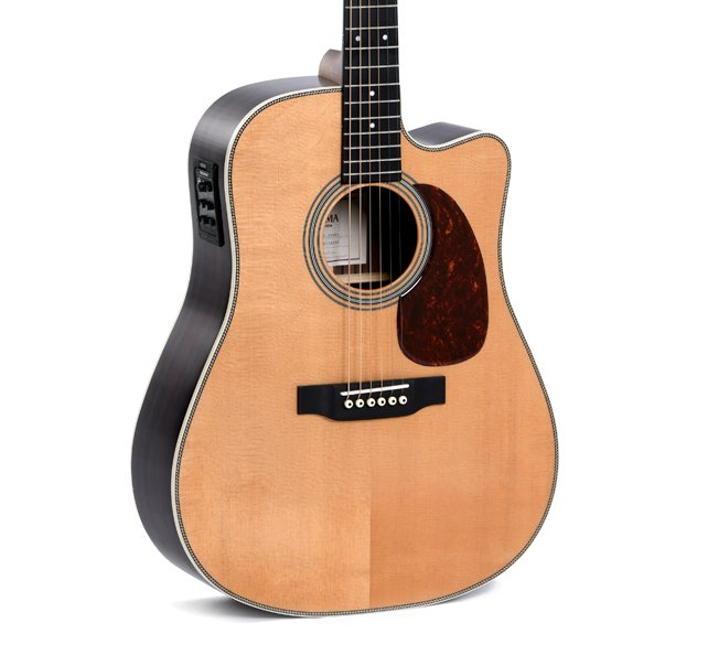 Акустична  гітара Sigma DTC-28HE