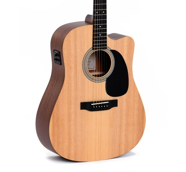 Електроакустична  гітара Sigma DMC-STE