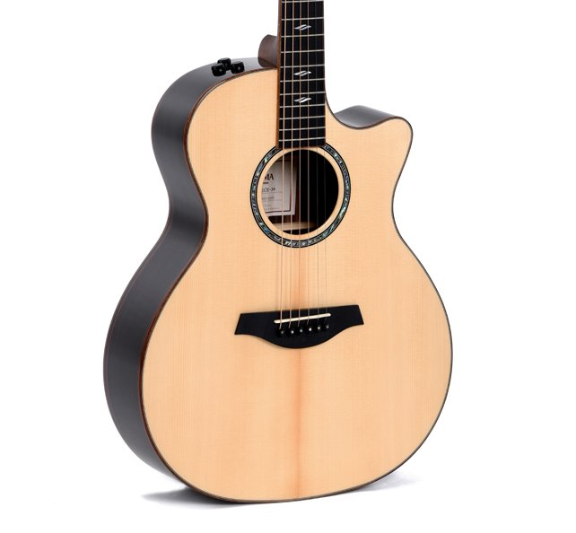 Акустична гітара Sigma GECE-3+