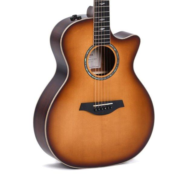 Акустична  гітара Sigma GBCE-3-SB