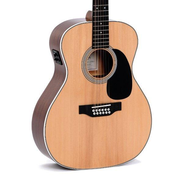 Акустична  гітара Sigma JM12-1STE
