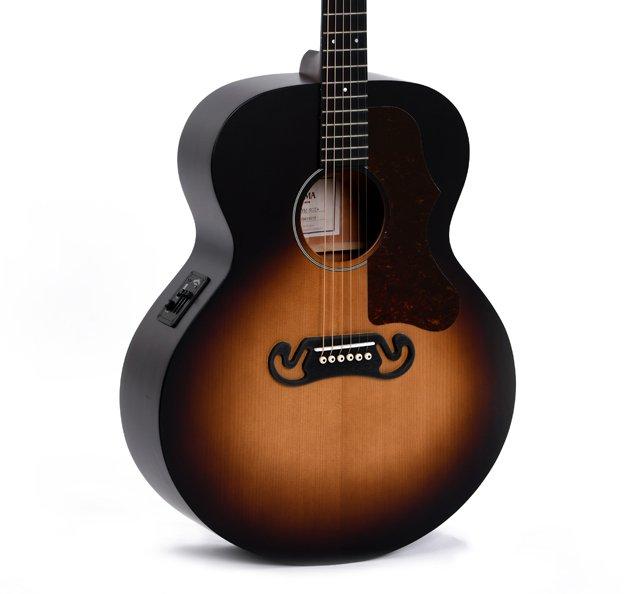 Електроакустична гітара Sigma GJM-SGE+