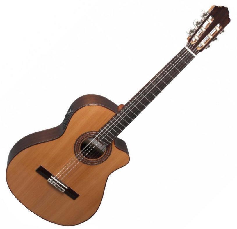 Класична гітара Almansa 403 E1 (з вирізом)