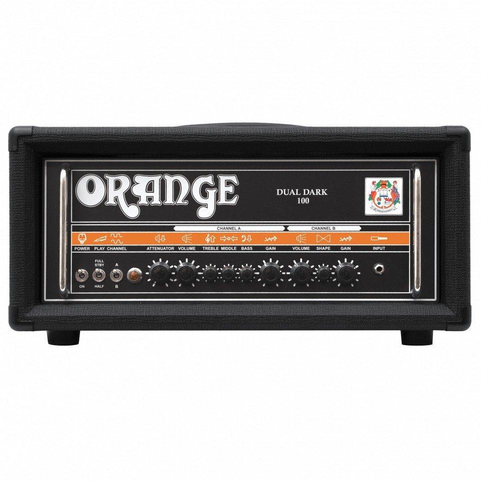 Підсилювач гітарний Orange Dual Dark DD-100-H