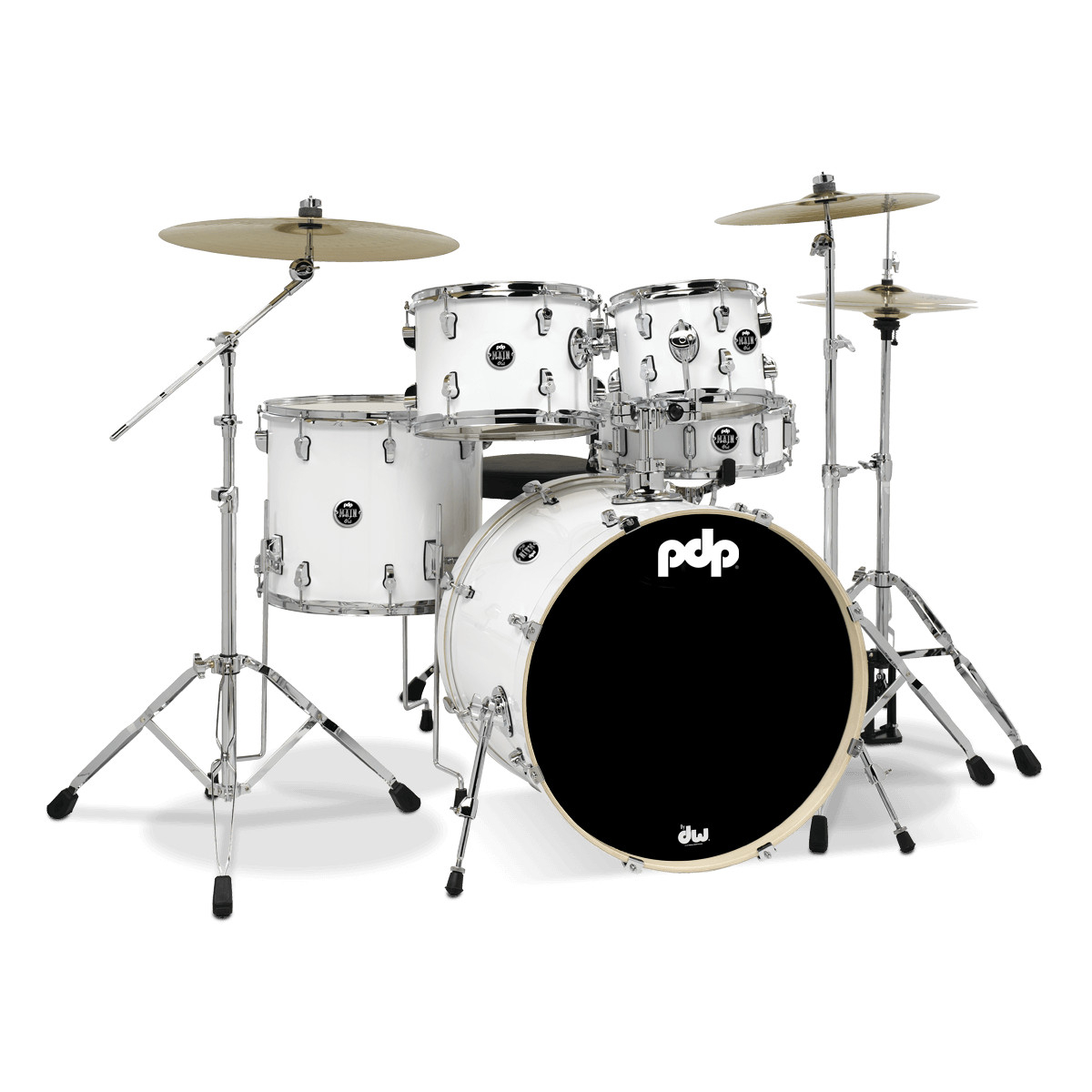 Барабанна установка PDP Mainstage (Gloss White)