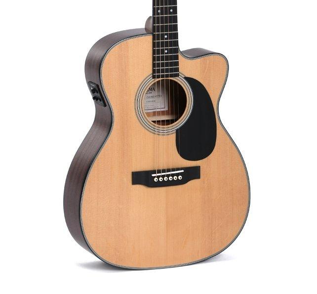 Акустична гітара Sigma 000MC-1E
