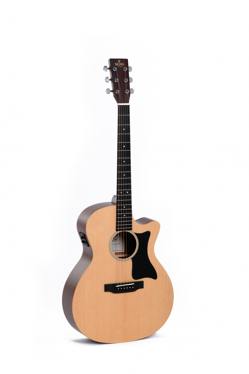 Акустична гітара Sigma  GMC-STE+