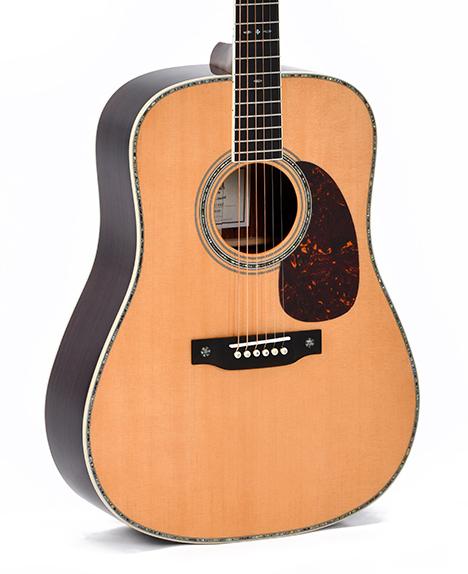Акустична гітара Sigma SDR-41 Limited (з м'ягким кейсом)