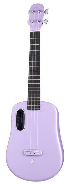 Укулеле з преампом Lava U26 Freeboost Purple