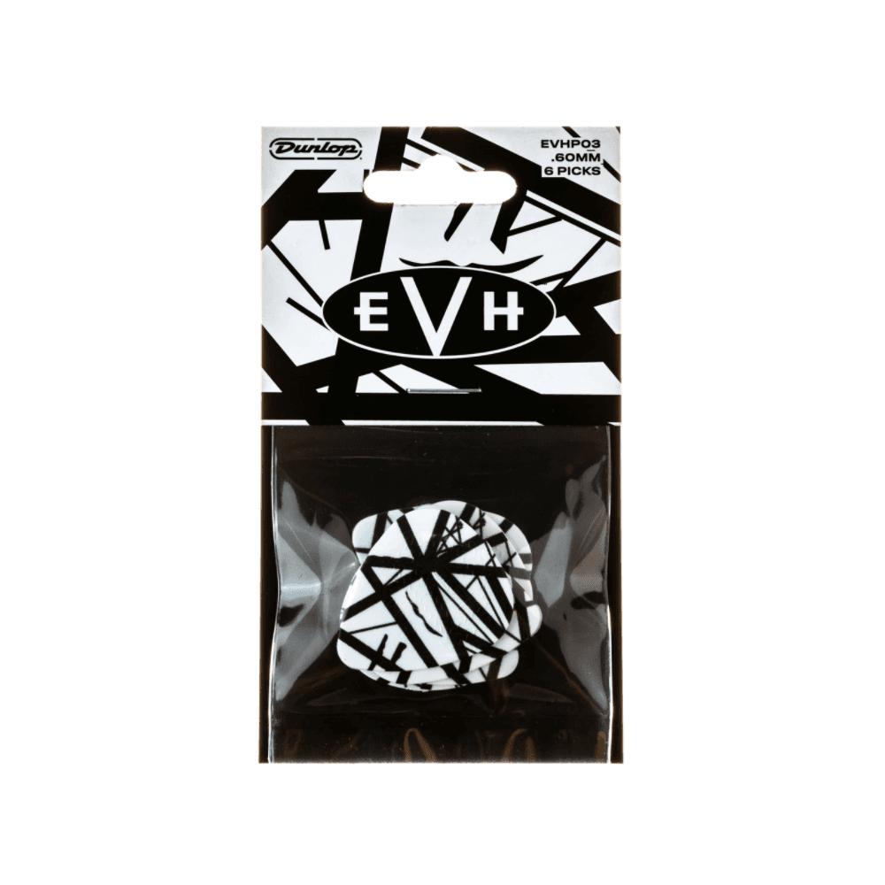 Медіатори Dunlop EVH Van Halen I EVHP03