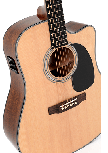 Акустична гітара Sigma DMC-1STE