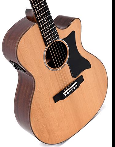 Sigma GMC-1STE электроакустическая гитара