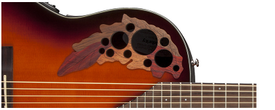Ovation Celebrity CE44-1 Features