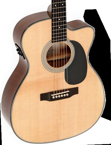 Sigma 000MC-1STE електроакустична гітара