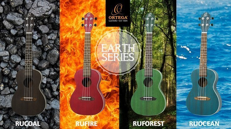 Ortega Earth Series