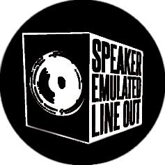 Speaker Emulated Line Out