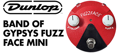 Fuzz Face Band of Gybsys